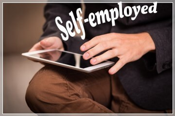 Finance solutions for the self-employed