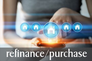 Refinance or property purchase